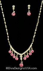 Wholesale Rhinestone Necklaces